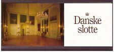 Denmark MNH 1994 Architecture Danish Castles booklet  mint stamps