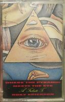 Where the Pyramid Meets the Eye: A Tribute To Roky Erickson Cassette 1990 Warner