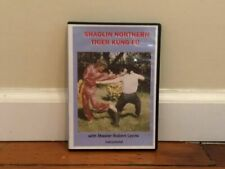 Shaolin Northern Tiger Kung Fu Dvd fighting applications chinese style footwork