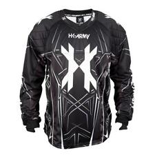 New HK Army Paintball HSTL Line Playing Jersey - Black/Grey - 2X-Large 2XL