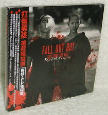 Fall Out Boy Save Rock And Roll: PAX AM Edition Taiwan 2-CD w/OBI (digipak)
