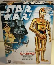 STAR WARS : C-3PO MODEL KIT MADE BY DENNYS FISHER IN 1978