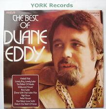 DUANE EDDY - The Best Of Duane Eddy - Ex Con LP Record RCA Camden CDS 1109