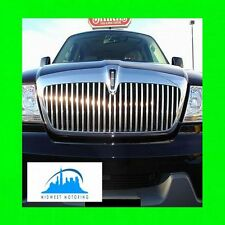 2003-2006 LINCOLN AVIATOR CHROME TRIM FOR GRILL GRILLE 2004 2005 03 04 05 06