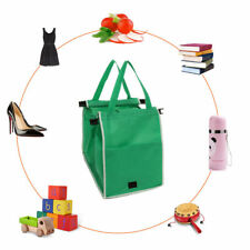 Strong Reusable Supermarket Retail Shopping Trolley Big Large Main CARRY BAGS