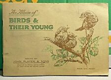 More details for birds & their young-1937-john player & sons-cigarette cards-completed album