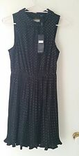 NEW Tokito Speckle Pleated dress, size 10