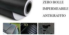 Pellicola Wrapping Carbonio 3D alta qualità con adesivo 3M 1,37 X 3m