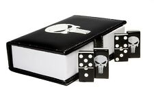 The Punisher Domino 100% Acrylic, Faux Leather Case