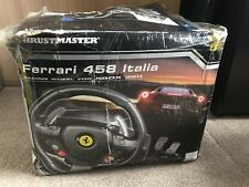 Thrustmaster Ferrari 458 Spider Racing Steering Wheel For Xbox One Unit 3