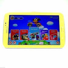 Samsung Galaxy Tab 3 SM-T2105 8GB Kids Tablet Wi-Fi 7in - Yellow * GREAT PRICE *