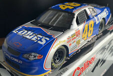Jimmie Johnson Signed/Autographed #48 Lowes 2002 Chevy SS Lrg Die Cast Race Car