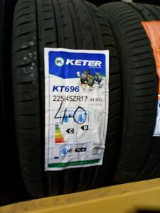 225 45 17 BRAND NEW TYRES, £50 INCLUDES FITTING and BALANCED