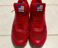 Nike Air Max 90 Independence Day Sz 11 Red/Red Rare USA