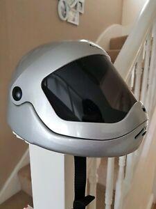 Skydiving Skydive silver parasport Z1 full Face Helmet