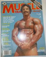 Muscle Training Magazine Larry Gordon Serge Nubret February 1979 NO ML 121114R2
