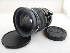 Mamiya 50mm f4 Lens for 645 Pro TL SEKOR SHIFT C Decentrabile Japan Excellent