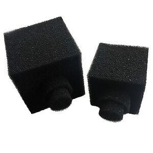 "Fish Pond Foam Pre Filter Sponge Cube -  Choose 6"" Cube or 8"" Square Cube"