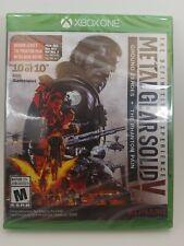 Nuevo/Sellado de Metal Gear Solid V: edición definitiva (Microsoft Xbox One, 2016)