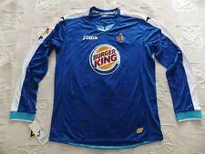 CAMISETA GETAFE CF. TALLA XL. JOMA. NUEVA CON ETIQUETAS. 2011/2012. LA LIGA