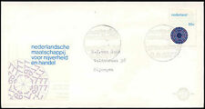 Netherlands 1977 Industry & Commerce FDC First Day Cover #C27608