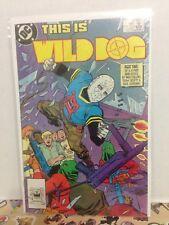 Wild Dog # 3 - 1987
