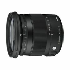 Near Mint    Sigma Contemporary 17-70Mm F2.8-4 Dc Os Hsm Macro from japan