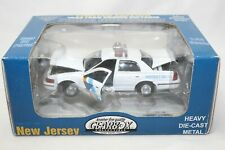 Gearbox 1:43 Scale 1999 FORD CROWN VICTORIA NEW JERSEY STATE POLICE #27106