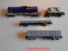 Märklin 29484 4 teiliges Güterwagen Set der SBB, NEU