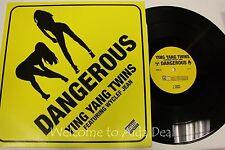 "Ying Yang Twins Dangerous LP 12"" (VG)"