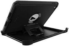 New! OtterBox Defender Case & Stand for Apple iPad Mini 4 Black 77-52771