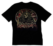 PUNK ROCK SLIPKNOT NEW WITH CROWN TSHIRT SIZES S-5XL