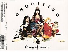 ARMY OF LOVERS crucified CD MAXI france french