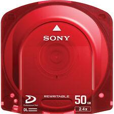Sony PFD50DLA XDCAM 50GB Disc. 50x Pack - NEW! $27 ea.