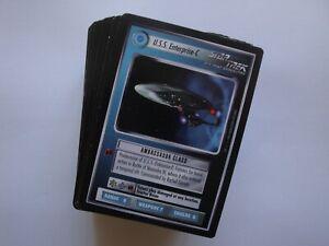 Alternate Universe - Complete Set (No UR) - Star Trek CCG TCG