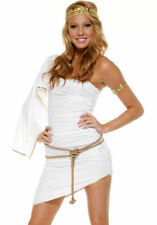 Greek Goddess Fancy Dress Costume by Forplay, Large/XL UK 14-18, New