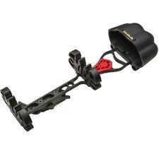 New TruGlo Tru-Tec LT 5 Arrow Quiver Archery Black TG315B2