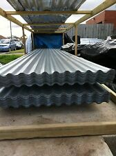 Roof Sheets Corrugated NEW ZINC 3.0M X 900mm x .42 10 X 3 $7.50 L/M Includes GST