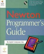 Newton Programmer's Guide: For Newton 2.0 Apple Computer Inc Paperback Used - G