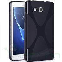 Custodia X Style cover TPU per Samsung Galaxy Tab A 7.0 T280 (2016) case nera