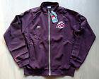 "PSG Paris Saint-Germain F.C.Brown Jacket ""w/tags"" size L Limited Edition"