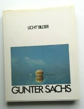 Photographs / Licht Bilder ,Gunter Sachs, Nude Photography  rare book