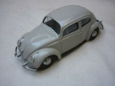 A Pyro built plastic kit of a  Volkswagen beetle.