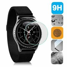 Tempered Glass Screen Protector Guard Film for Samsung Gear S3 Frontier Watch