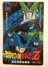 Dragon Ball Z Card Banpresto Terebi Denwa 10