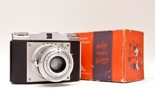 Gugo 'Knips' 120 Camera - 1950s Vintage German Viewfinder Camera In Original Box