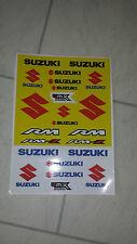 Suzuki LT50 Decals Sticker Kit Rm Rmz Dr Drz Ts Rmx Ltz Ltr Drz400 Lt 50 Lt80