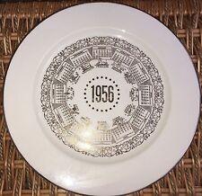 1956 Astrology Calendar Plate