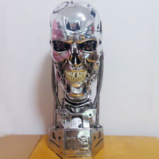 NEW 1:1 Terminator T800 T2 Skull Endoskeleton Lift-Size Bust Figure Resin Replic