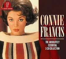 Francis Connie - Absolutely Essentiel 3 CD The New CD